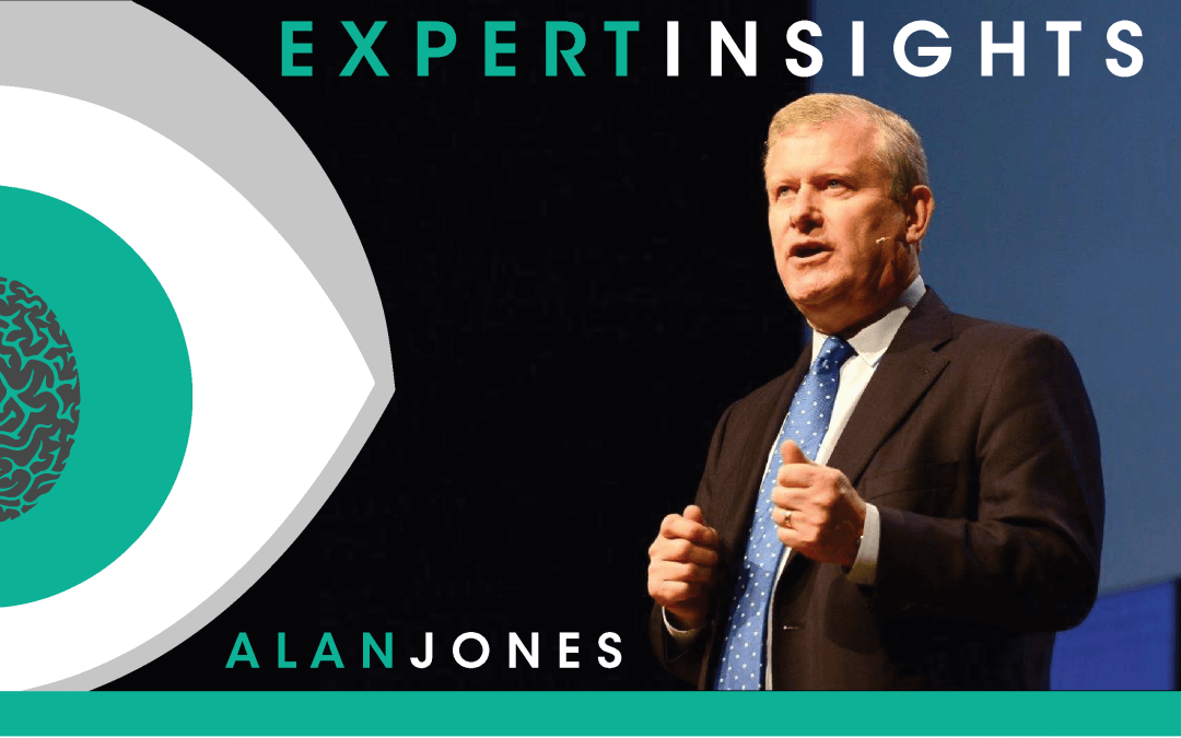 Consultant Expertise: Alan Jones – Sales Leadership to Drive Transformation & Growth