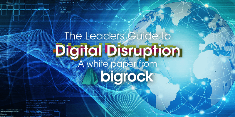 The Leader's Guide to Digital Disruption