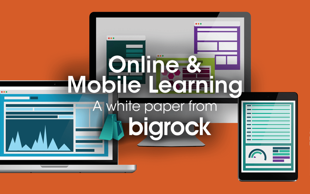 Online & Mobile Learning: Exploring the uses and benefits of online & mobile learning tools